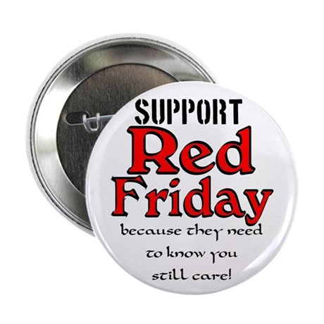 Red Friday Support Button