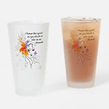 yoga147.png Drinking Glass