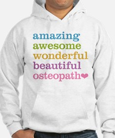 Awesome Osteopath Hoodie