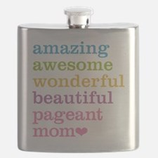 Pageant Mom Flask