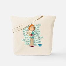 Family Guy Lois Tote Bag