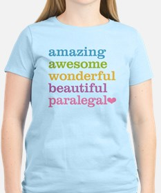 Awesome Paralegal T-Shirt