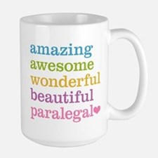 Awesome Paralegal Mug