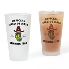 cinco43.png Drinking Glass
