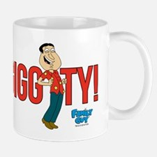 Family Guy Giggity Mug