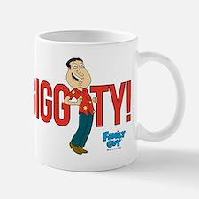 Family Guy Giggity Mug