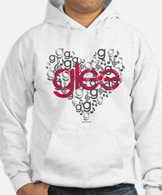 Glee Heart Jumper Hoody
