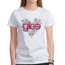 Glee Heart Tee