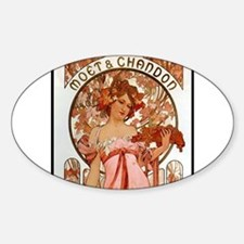 MOET_AND_CHANDON_WHITE_STAR Decal
