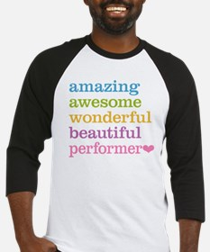 Awesome Performer Baseball Jersey