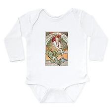 Alphonse Mucha Body Suit
