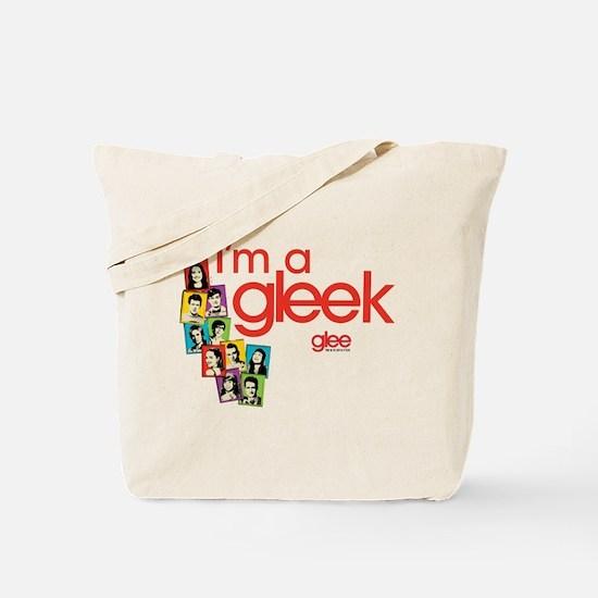 Glee Photos Tote Bag
