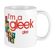 Glee Photos Small Mug