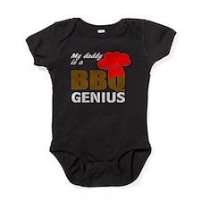 Dad bbq genius Baby Bodysuit