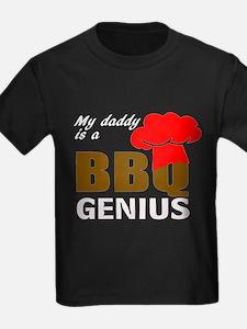 Dad bbq genius T-Shirt