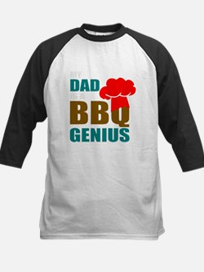 Daddy bbq Baseball Jersey