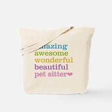 Pet Sitter Tote Bag