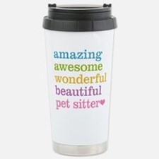 Pet Sitter Travel Mug