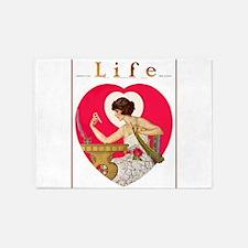 LIFE MAGAZINE, FEB. 16, 1922.JPG 5'x7'Area Rug