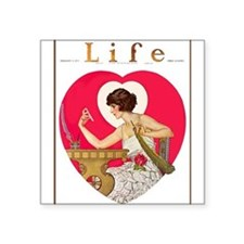 LIFE MAGAZINE, FEB. 16, 1922.JPG Sticker