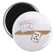 Cribbage Hand Magnets