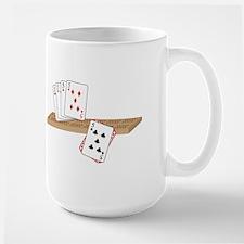 Cribbage Hand Mugs