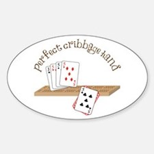 Perfect Cribbage Hand Decal