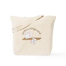 Perfect Cribbage Hand Tote Bag