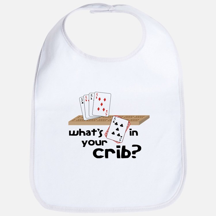 Whats in Your Crib? Bib
