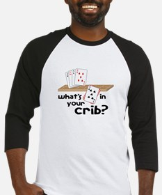 Whats in Your Crib? Baseball Jersey