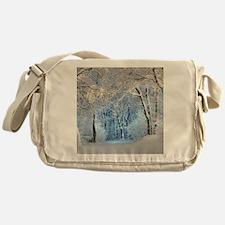 Another Winter Wonderland Messenger Bag