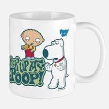 Family Guy Pick Up My Poop Mug