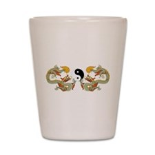 10xyingyangdragons.png Shot Glass