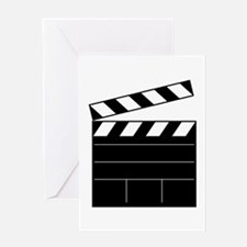 Lights Camera Action Greeting Cards