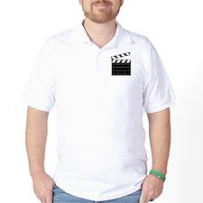 Lights Camera Action T-Shirt