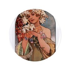 "FLOWER_1897.JPG 3.5"" Button"