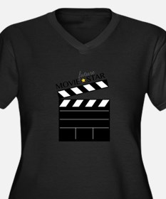 Future Movie Star Plus Size T-Shirt