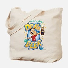 Family Guy Drink the Beer Tote Bag