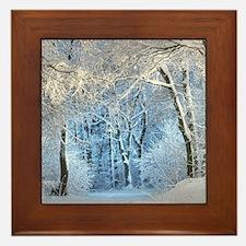 Another Winter Wonderland Framed Tile