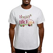 Naughty or Nice T-Shirt