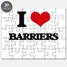 I Love Barriers Puzzle