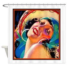 D2-212.JPG Shower Curtain
