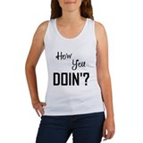 Friends tv quotes Women's Tank Tops