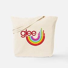 Glee Rainbow Tote Bag