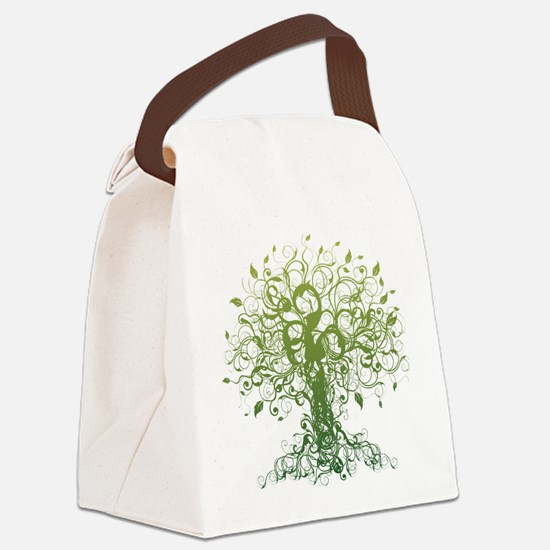 yoga157.png Canvas Lunch Bag