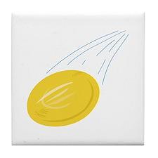 Frisbee Disc Tile Coaster