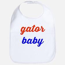 Gator Baby Bib