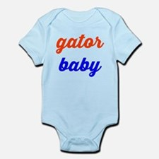 Gator Baby Body Suit