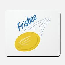 Frisbee Toss Mousepad