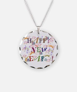 Happy New Year! Necklace
